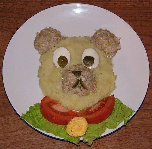 Детские горячие блюда рецепты фото