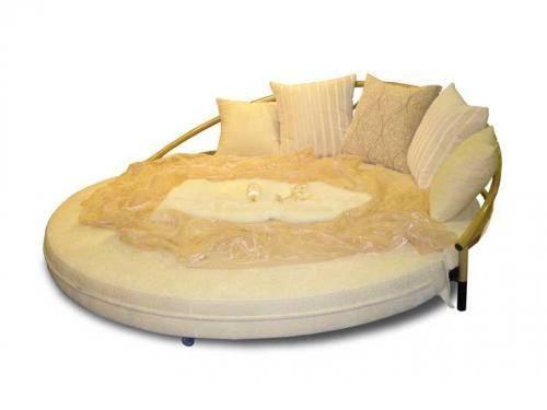 Круглый диван трансформер
