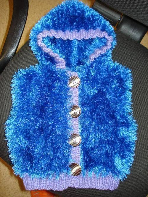 Вязание из травки на девочку 1 год